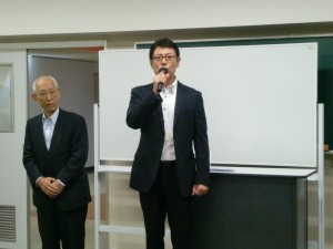 JASIPA理事長挨拶(写真)
